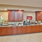 CountryInn&Suites WindyHill BreakfastRoom