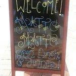 Matto Matto open for lunch & dinner