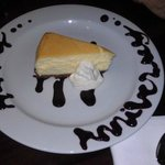 Blueberry Marscapone Cheesecake