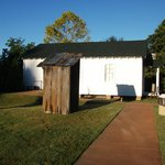 Chapel and outhouse