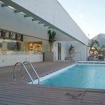 piscina edificio