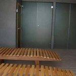 sauna edificio