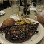 perfect ribeye steak