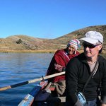 Hop Aboard for a Visit to the World's Highest Navigable Lake, Lake Titicaca!