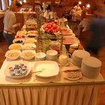 Frühstucksbuffet