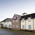 Photo de Premier Inn Ipswich (Chantry Park) Hotel