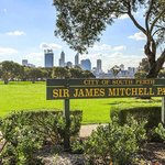 Sir James Mitchell Park Swan River