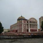 Teatro Amazonas e sua cúpula