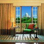 Living Room of Luxury Suite