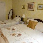 the bedroom-la camera