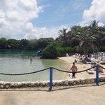 playa en isla del Sol