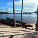 La espectacular Playa de la Laguna Canaima