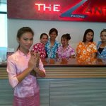 Our team of Receptionists