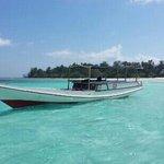 Robinson Crousue island