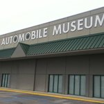 Tupelo Auto Museum - Outside