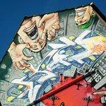 Street Art North Lanes