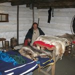 Fur Trading Exhibit