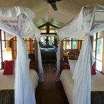 Elegant tent