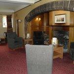 Cosy lounge's