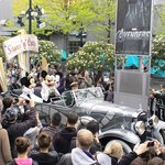 Disney studios parade