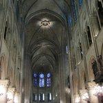 Catedral de Notre-Dame - nave