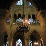 Catedral de Notre-Dame - vitrais
