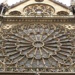 Catedral de Notre-Dame - rosácea