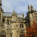 Catedral de Notre-Dame - fachada