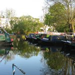 Houseboats at Little Venice
