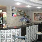 mini bar   na recepacao