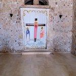 Inside Mor Gabriel Monastery, Midyat
