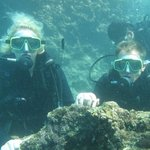 our underwater adventure