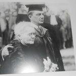Marie Curie em visita aos EUA