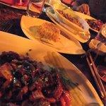 Mai Tai restaurant main courses