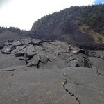 volcano bed