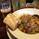 Lamb Stew and a Harp