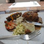 Another lunch from main Magico buffet