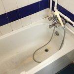 Dirty Bathroom