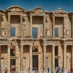 Ancient Epheus and Celcus Library