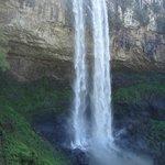 A cachoeira mais linda!