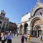 Basilica, Piazza San Marco