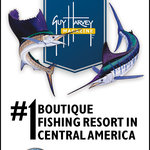 "Guy Harvey Magazine awards Panama Big Game Club ""No 1 Boutique Fishing Resort in Central America"