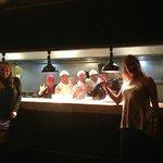 Staff de la cocina Zen