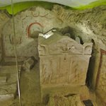 Early Christian Tomb