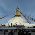 Estupa de Boudhanath - Surroundings