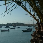 Alvor marina, on the estuary