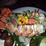 split lobster tail