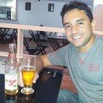 Degustando cerveja