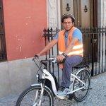 Luis Fernando en Granada