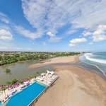 Vue Beach Club Bird Eye View